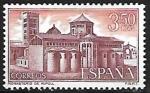 Stamps of the world : Spain :  Monastério de Ripol