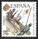 Stamps Spain -  50 aniversario de la Legión