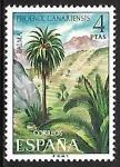 Sellos del Mundo : Europa : España : Flora - Palma