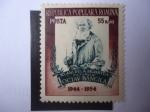 Stamps : Europe : Romania :  Octav Bancila (1872-1944) - 10° aniversario de la muerte del Pintor.