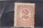 Stamps : Europe : Spain :  Cifra (34)