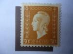 de Europa - Francia -  Marianne Type Dulac