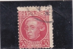 Stamps Spain -  Melchor de Jovellanos  (34)