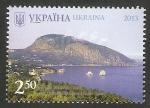 Stamps Europe - Ukraine -  1127 - Ayu-Dag, ciudad de Gurfuz, en la costa sur de Crimea