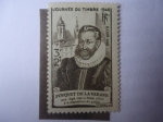 Stamps Europe - France -  Guillaumie Fouquet de la Varenne (1560-1616)