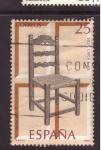 Stamps Spain -  serie artesania española- muebles