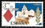 Sellos de Europa - España -  Santuario de Santa Maria de la Cabeza