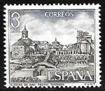 Sellos de Europa - España -  Iglesias de San Pedro (Tarasa)