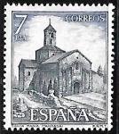 Sellos del Mundo : Europa : España : Santa María (Tarrasa)