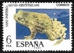 Sellos del Mundo : Europa : España : Fauna Hispánica - Sapo Partero
