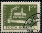 Stamps : Europe : Romania :  RUMANIA_SCOTT 2459 $0.25