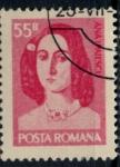 de Europa - Rumania -  RUMANIA_SCOTT 2552 $0.25