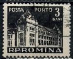 de Europa - Rumania -  RUMANIA_SCOTT J115.01 $0.25