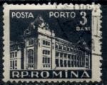 de Europa - Rumania -  RUMANIA_SCOTT J115.04 $0.25