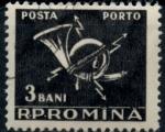 de Europa - Rumania -  RUMANIA_SCOTT J115.11 $0.25
