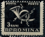 de Europa - Rumania -  RUMANIA_SCOTT J115.12 $0.25