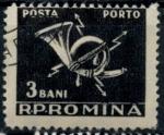 Sellos de Europa - Rumania -  RUMANIA_SCOTT J115.12 $0.25