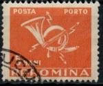 Stamps of the world : Romania :  RUMANIA_SCOTT J116.13 $0.25