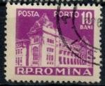 Stamps of the world : Romania :  RUMANIA_SCOTT J117.01 $0.25