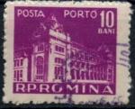 Stamps Romania -  RUMANIA_SCOTT J117.02 $0.25