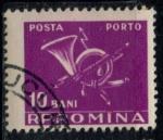 Sellos de Europa - Rumania -  RUMANIA_SCOTT J117.11 $0.25