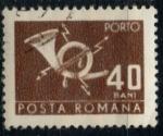 Stamps Romania -  RUMANIA_SCOTT J125.11 $0.25
