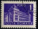 Stamps Romania -  RUMANIA_SCOTT J126.01 $0.25