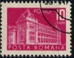 Stamps Romania -  RUMANIA_SCOTT J129.01 $0.25