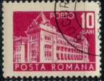 Stamps of the world : Romania :  RUMANIA_SCOTT J129.02 $0.25