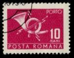 Sellos de Europa - Rumania -  RUMANIA_SCOTT J129.14 $0.25