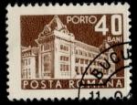Sellos de Europa - Rumania -  RUMANIA_SCOTT J131.01 $0.25