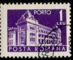 Sellos del Mundo : Europa : Rumania : RUMANIA_SCOTT J132.02 $0.25
