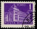 Sellos del Mundo : Europa : Rumania : RUMANIA_SCOTT J132.03 $0.25