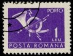 Stamps Romania -  RUMANIA_SCOTT J132.11 $0.25