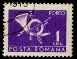 Sellos del Mundo : Europa : Rumania : RUMANIA_SCOTT J132.12 $0.25