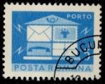 Sellos del Mundo : Europa : Rumania : RUMANIA_SCOTT J133.01 $0.25