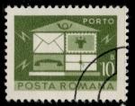 Sellos del Mundo : Europa : Rumania : RUMANIA_SCOTT J134.03 $0.25