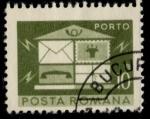 Sellos del Mundo : Europa : Rumania : RUMANIA_SCOTT J134.04 $0.25
