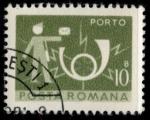 Stamps Romania -  RUMANIA_SCOTT J134.11 $0.25