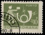 Sellos de Europa - Rumania -  RUMANIA_SCOTT J134.13 $0.25