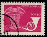 Stamps of the world : Romania :  RUMANIA_SCOTT J135.12 $0.25