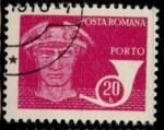 Stamps of the world : Romania :  RUMANIA_SCOTT J135.13 $0.25