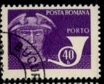 Stamps Europe - Romania -  RUMANIA_SCOTT J136.11 $0.25