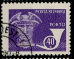 Stamps Europe - Romania -  RUMANIA_SCOTT J136.12 $0.25
