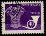 Stamps Europe - Romania -  RUMANIA_SCOTT J136.14 $0.25