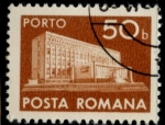 Stamps Europe - Romania -  RUMANIA_SCOTT J137.01 $0.25