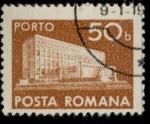 Stamps Europe - Romania -  RUMANIA_SCOTT J137.02 $0.25