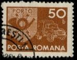 Stamps Europe - Romania -  RUMANIA_SCOTT J137.11 $0.25