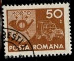 Stamps Europe - Romania -  RUMANIA_SCOTT J137.12 $0.25