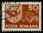 Stamps Europe - Romania -  RUMANIA_SCOTT J137.13 $0.25